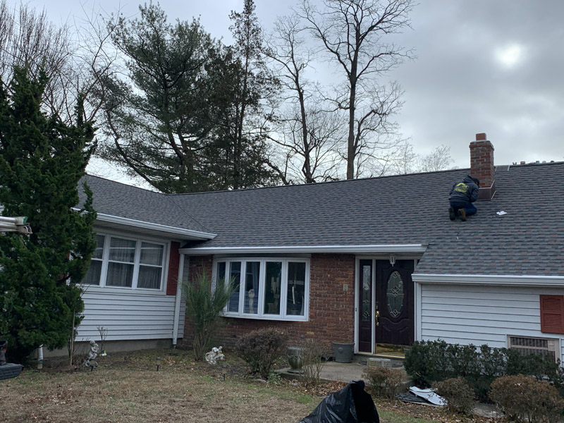 Projects - JAR Roofing Repair
